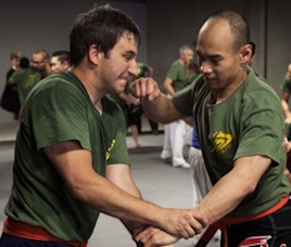 Krav Maga Boston Free Intro Class