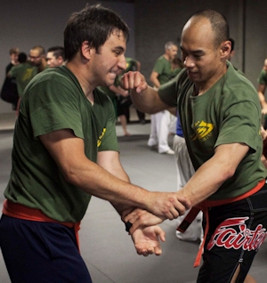 Book A Free Krav Maga Class In Boston