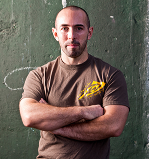 Krav Maga Boston Head Instructor Gershon Ben Keren