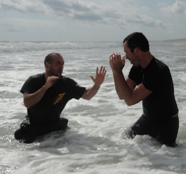 Reality Based Krav Maga In Boston