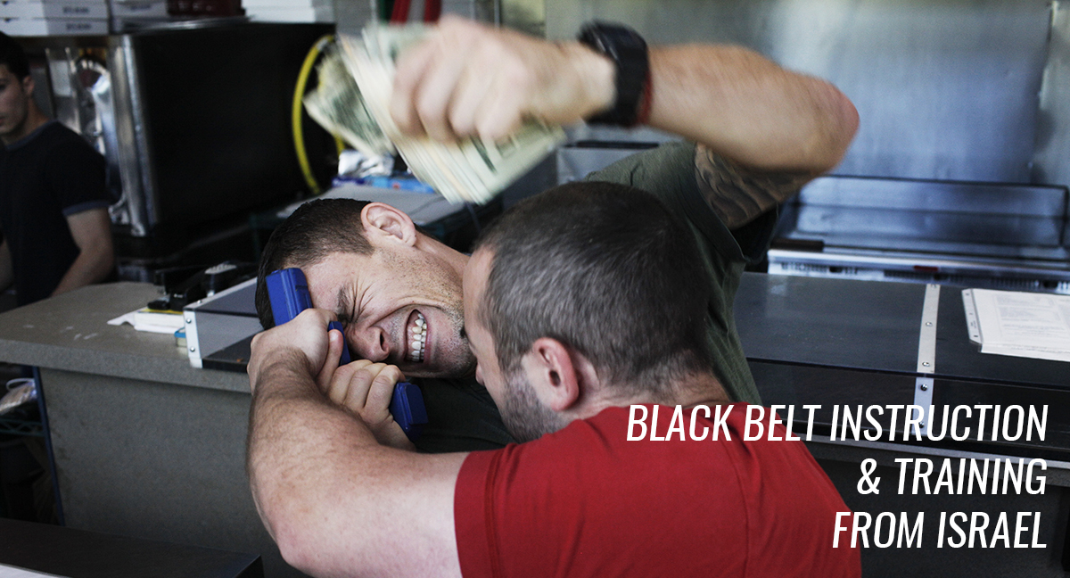 Krav Maga: Black Belt Krav Maga Instruction From Israel