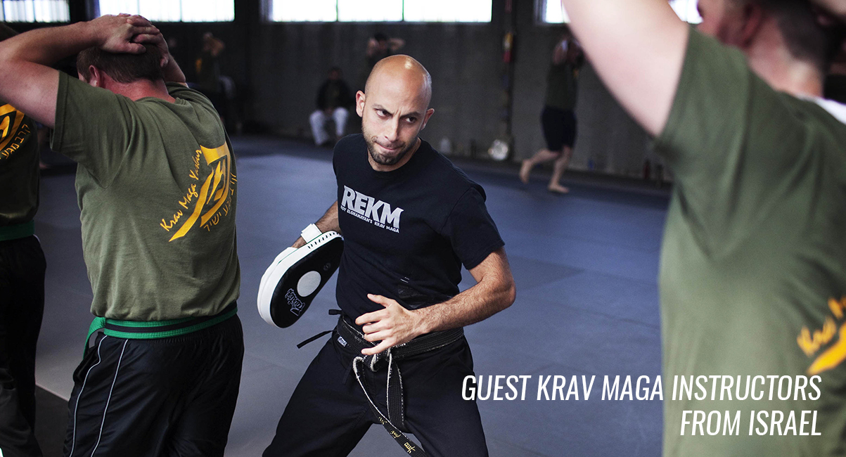 Krav Maga Boston: Krav Maga Seminars In Boston