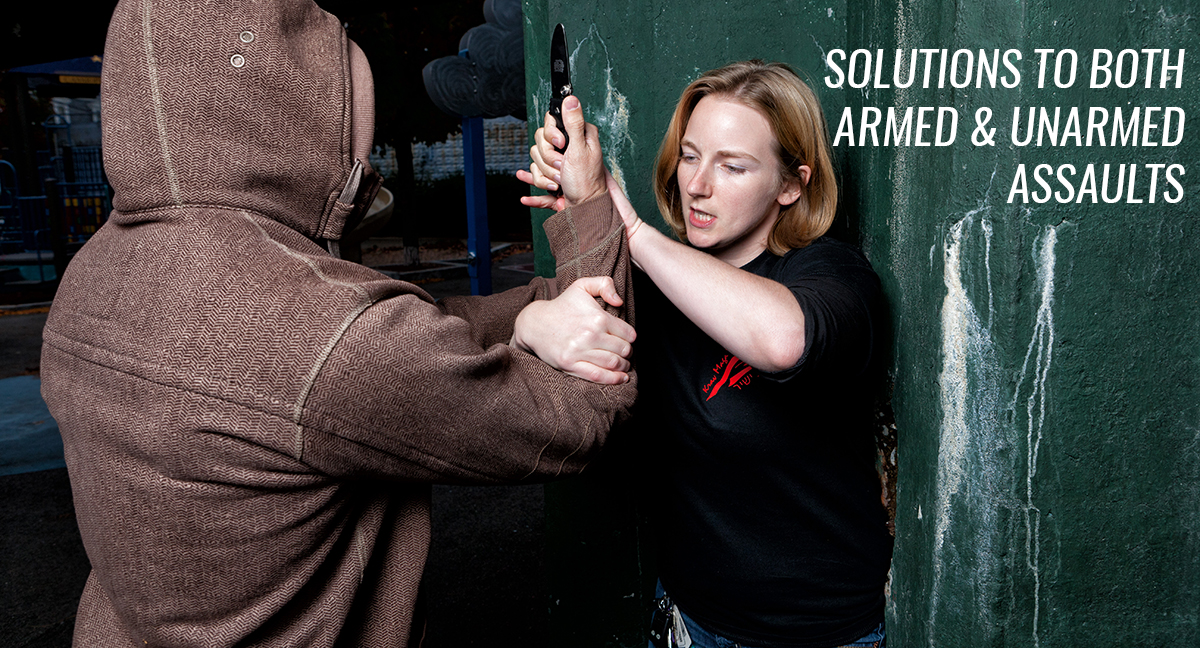 Krav Maga Boston: Environmental Training In Boston