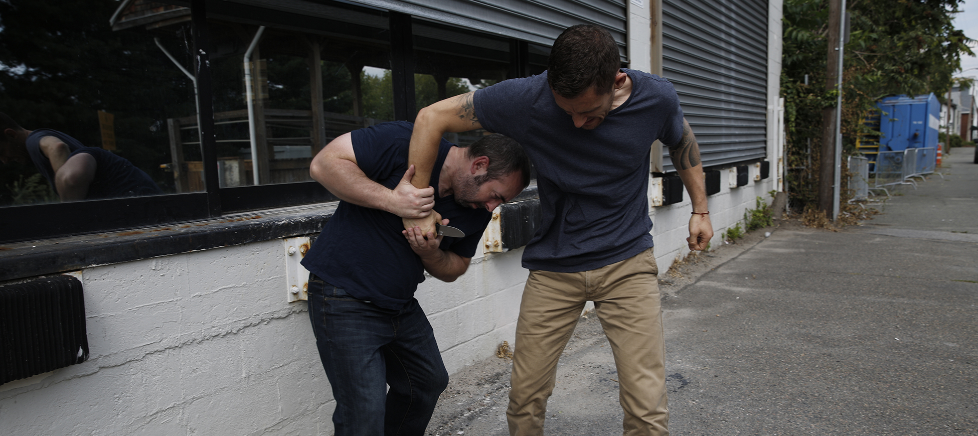 Krav Maga Instruction In Boston